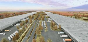 eValley- Logistics Hub in Hauts-de-France