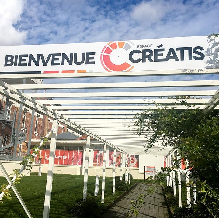 Créatis Saint Quentin - Industries créatives Hauts-de-France