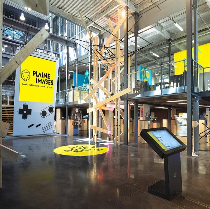 Plaine Images - Imaginarium Audiovisuel Hauts-de-France