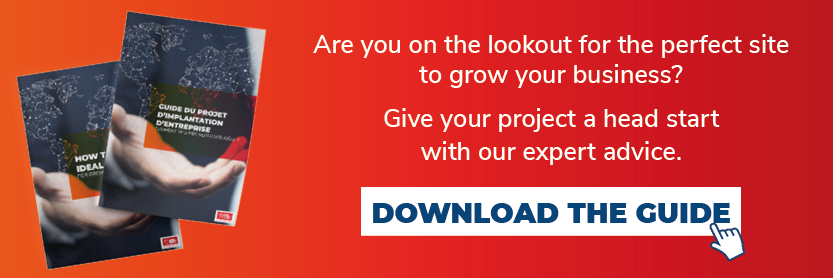 """Download the guide """"How to find the ideal site to grow your business"""""""